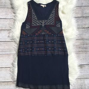 Embroidered Shift Dress Skies Are Blue Stitch Fix